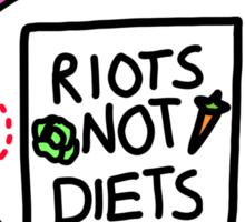 Feminist Badge-fest Sticker