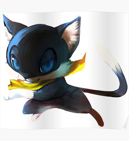 Feline heart thief  Poster