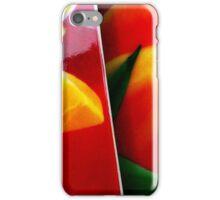 Tulip cups iPhone Case/Skin