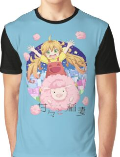 Tsumugi - Sweetness and Lightning  Graphic T-Shirt