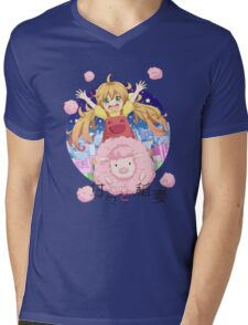 Tsumugi - Sweetness and Lightning  Mens V-Neck T-Shirt