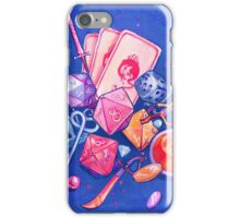 tabletop explosion iPhone Case/Skin
