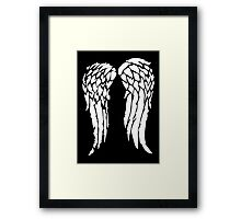The Archer's Wings Framed Print