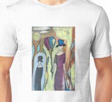 Behind You Unisex T-Shirt
