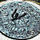 Ravages of Time - An Ancient Sundial by MidnightMelody
