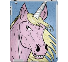 Lady Rainicorn Illustration iPad Case/Skin