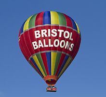 Bristol Balloon Fiesta by Keith Larby