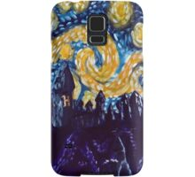 Hogwarts Starry Night Samsung Galaxy Case/Skin