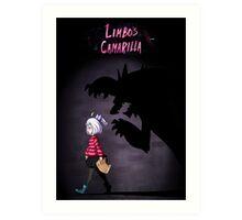 LB Cover poster [1] Art Print