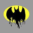Bat Drips by jerasky