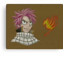 Fire Dragon Slayer Canvas Print