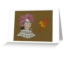 Fire Dragon Slayer Greeting Card