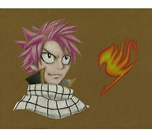 Fire Dragon Slayer Photographic Print