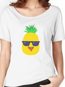 Cool pineapple Women's Relaxed Fit T-Shirt