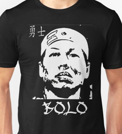 BOLO YOUNG BLOODSPORT Unisex T-Shirt