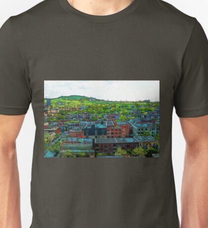 Montreal Suburb Unisex T-Shirt