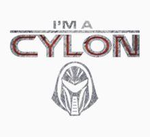 I am a Cylon Kids Tee