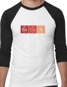 Bacon Men's Baseball ¾ T-Shirt