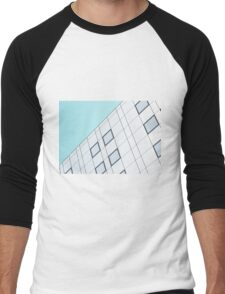 Minimalist Facade - S01 Men's Baseball ¾ T-Shirt