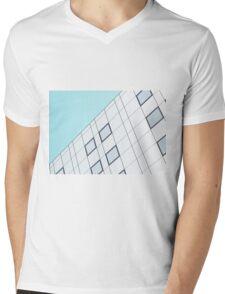 Minimalist Facade - S01 Mens V-Neck T-Shirt