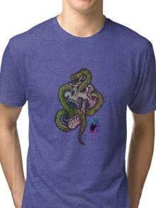 Snake Eyes Tri-blend T-Shirt