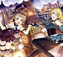 Love Live! School Idol Project - Can't Catch Me~ by star-sighs