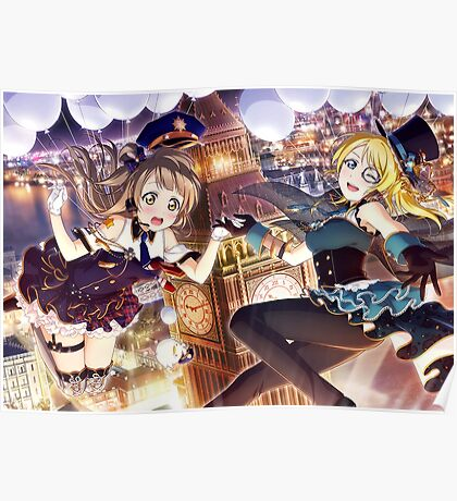 Love Live! School Idol Project - Can't Catch Me~ Poster