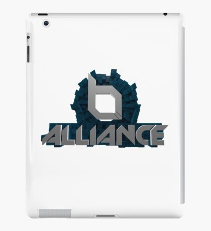 obey alliance iPad Case/Skin