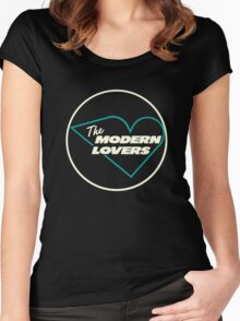 The modern lovers Women's Fitted Scoop T-Shirt