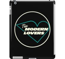 The modern lovers iPad Case/Skin