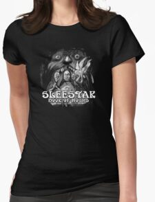 Sleestak - Book Of Hours Womens Fitted T-Shirt