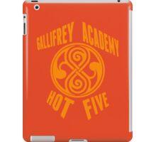 Gallifrey Academy Hot Five iPad Case/Skin