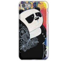 Panda Zen Master iPhone Case/Skin