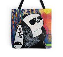Panda Zen Master Tote Bag