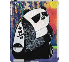 Panda Zen Master iPad Case/Skin