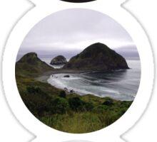 West Coast, Best Coast Sticker