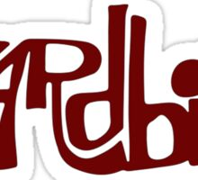 yardbirds Sticker