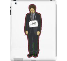 Liar iPad Case/Skin
