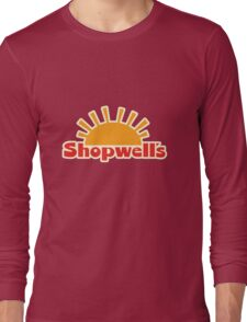 Enjoy a Sausage Party at Shopwell's Long Sleeve T-Shirt