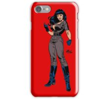Faster Tura by Mitch O'Connell iPhone Case/Skin