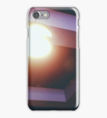 Diner Lamp - Retro iPhone Case/Skin