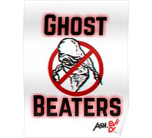 ghost beaters ash vs evil dead Poster