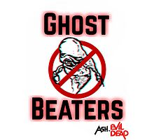 ghost beaters ash vs evil dead Photographic Print