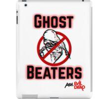 ghost beaters ash vs evil dead iPad Case/Skin