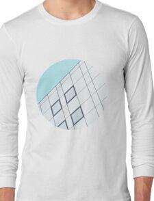 Minimalist Facade - S02 Long Sleeve T-Shirt