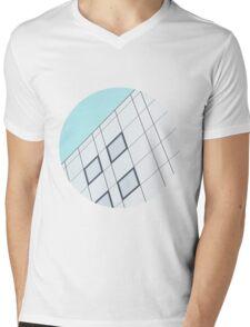 Minimalist Facade - S02 Mens V-Neck T-Shirt
