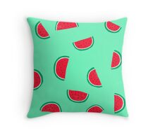 Watermelon is the best Throw Pillow