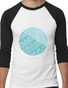 Minimalist Facade - S04 Men's Baseball ¾ T-Shirt