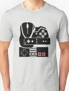 Gaming Collage T-Shirt