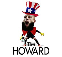 Tim Howard USMNT Photographic Print